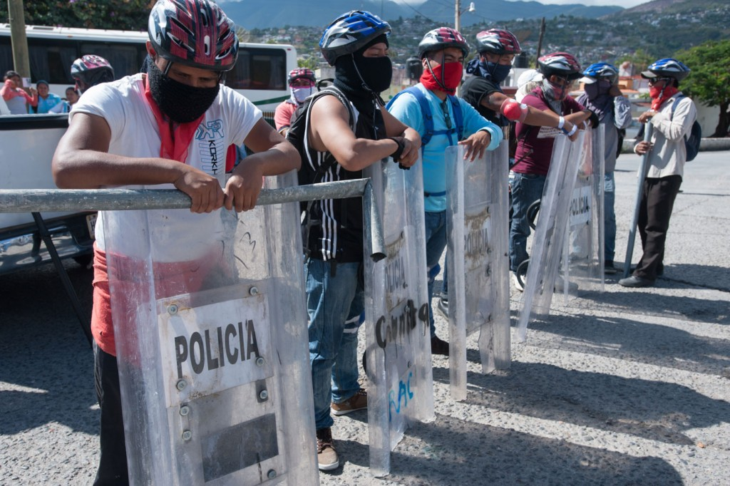 Disappeared students in Ayotzinapa Guerrero Mexico