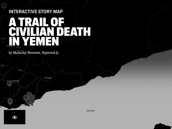 A Trail of Civilian Death in Yemen